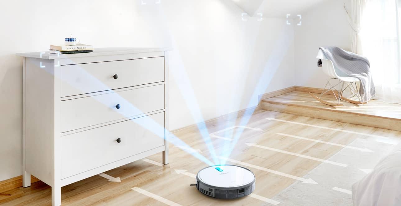 Robot Hút Bụi Bỗng Dưng Ngừng Hoạt Động ? Nguyên Nhân Tại Vì Sao ?